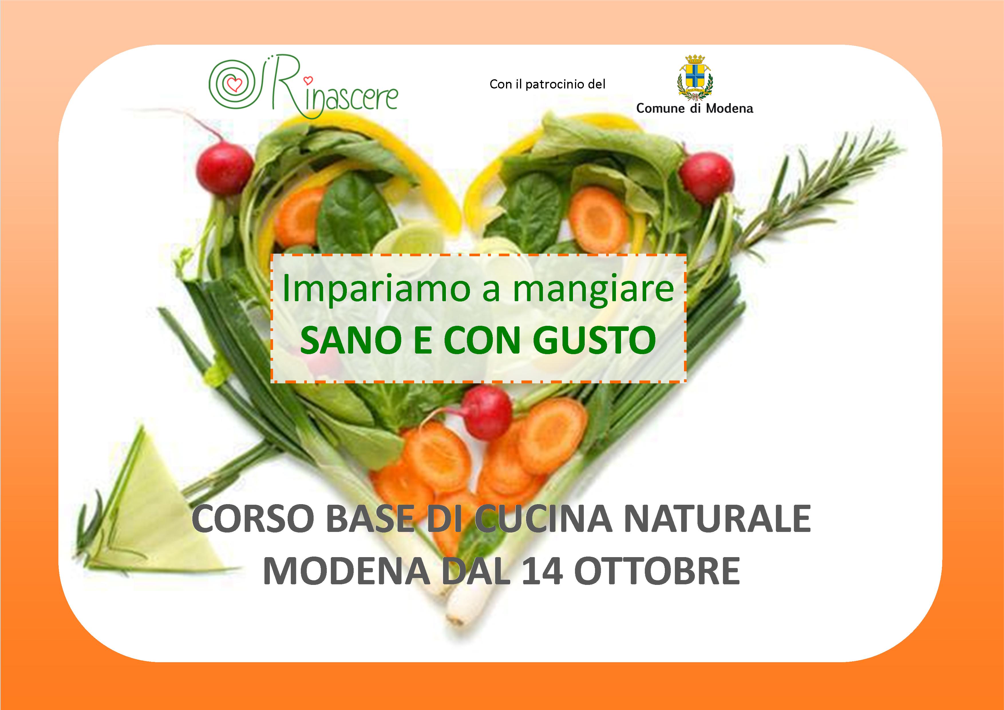 www.desmodena.it - corso base cucina naturale a modena - Corsi Cucina Modena